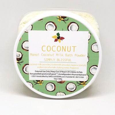 Monoï Coconut Milk Bath Powder