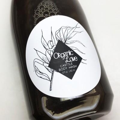 Organic Love Body Wash