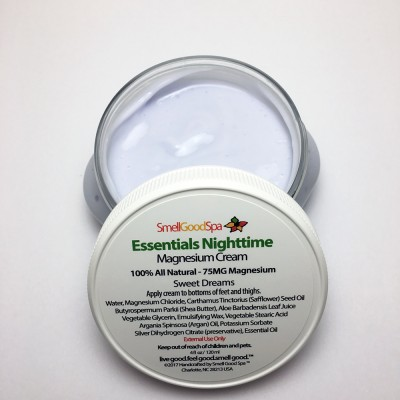 Essentials Nighttime Magnesium Cream