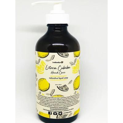 Litsea Cubeba Restorative Liquid Hand Soap