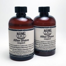 King After Shave Sample
