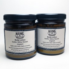 King Body Lotion Sample