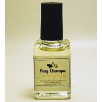 Nag Champa Lemongrass Fragrance Oil