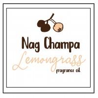 Nag Champa Lemongrass Fragrance Oil