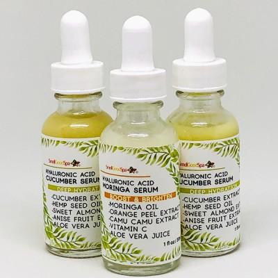 Hyaluronic Acid Moringa Serum