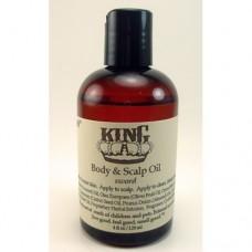 King Body & Scalp Oil